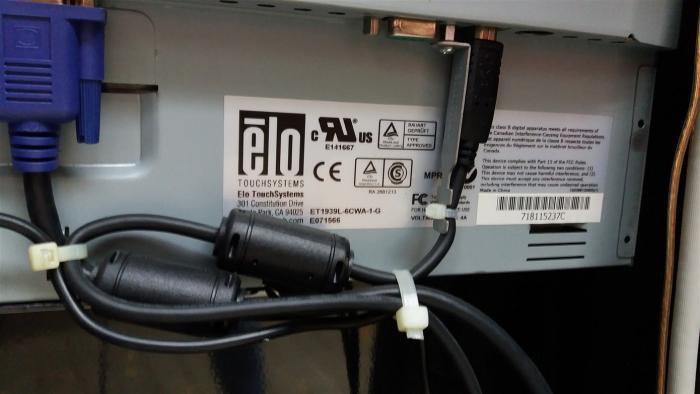 ELO-touch-monitorius