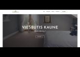 interneto svetainė viešbučiui